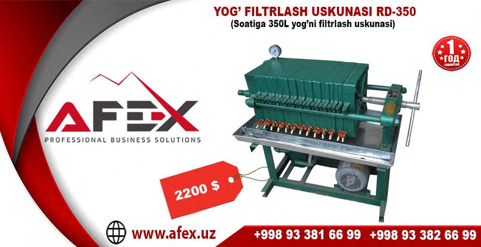 filtr 350 litrr